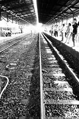 gare de Bangkok (tonthieum) Tags: railroad blackandwhite bw train canon blackwhite aperture gare noiretblanc bangkok rail thalande heat contraste t urbain chaleur thaland thalande thaland tonthieum