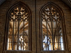 Unter Beobachtung! (Batram) Tags: deutschland thringen europe cathedral erfurt dom kathedrale kirche hdr papst katholisch domplatz batram