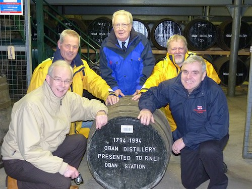 oban whisky for oban lifeboat 2 moira kerr