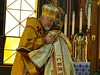 """Bishop Peter congratulates Deacon Michael Kaminsky on his 10 years of service • <a style=""""font-size:0.8em;"""" href=""""http://www.flickr.com/photos/66536305@N05/8573185341/"""" target=""""_blank"""">View on Flickr</a>"""