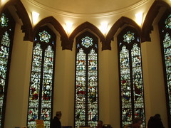 Apse Windows, St Paul's, Walsall (Aidan McRae Thomson) Tags: church window victorian stainedglass staffordshire westmidlands pearson walsall