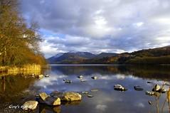 Llyn Padarn (guy's eye) Tags: lake reflection water beauty wales lens pentax cymru calm snowdon welsh snowdonia conwy bigpicture northwales llynpadarn 2013