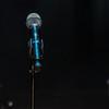 LEM (beta karel) Tags: life canon square empty blackground muziek microphone lonely dalton helenparkhurst 2013 40d ©betakarel examenconcert2013