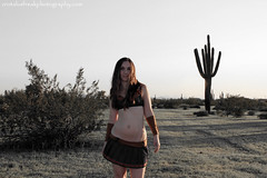 My desert queen (Crotalusfreak) Tags: arizona hot sexy nature beautiful beauty fashion wow landscape clothing promo model dress desert sweet modeling gorgeous advertisement wife promotional purchase desertscape