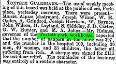 33 children suffering from itch in Toxteth Workhouse. (philipgmayer) Tags: toxteth workhouse liverpool liverpoolmercury smithdownroad demolished 1000