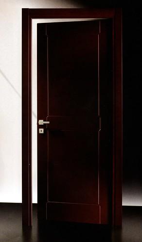 Porta Pantografata 63C RAL3005