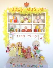 Happy Easter Window