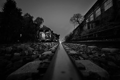 Train to Hell leaves from platform 2 (diego russo (former figalandia)) Tags: abandoned train tren treno treni abbandonato macomer diegorusso