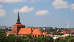 Supsk panorama (2) (Krzysztof D.) Tags: supsk pomorskie pomorze polska poland polen architecture architektura church kirche koci panorama city miasto