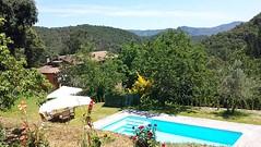 Piscina (brujulea) Tags: brujulea casas rurales arbucies gerona girona mas mengol piscina