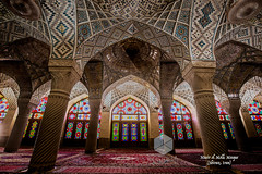 Nasir ol Molk Mosque (my.mosaic.life) Tags: architecturalphotography architecture mosque iran shiraz muslim islamic illumination