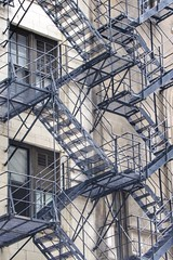 Escapism (Nick Fewings 4.5 Million Views) Tags: nickfewings safety patterns escape fire usa illinois chicago architecture building