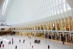 Newly opened (March, 2016) WTC Transportation Hub, NYC (nathgautam2016) Tags: manhattan nyc wtc newyorkarchitecture k3 depthoffield hd pentax da 1685mm f3556 ed dc wr