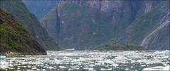 Alaska Glacier-Bay  ship (stephen staples) Tags: glacierbay glaciers sea water ice mountain alaska