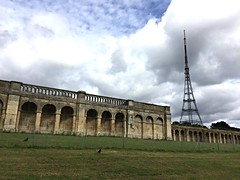 Capital Ring Walk - Crystal Palace to Wimbledon - 3rd August 2016