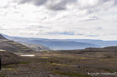 Vestfirir (Brynjar Hafsteins) Tags: nature iceland europe water road sky clouds westfjords landscape stones grass colors outdoor sceen nikon d5000