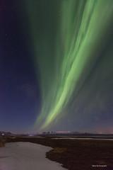 Spotlight (Valeria Sig) Tags: auroraborealis northernlights iceland