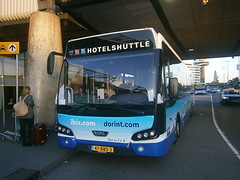 47-BBS-3 @ Schiphol Airport (ianjpoole) Tags: met en co vdl citea lle120225 47bbs3 working shuttle runs from schiphol airport ibis hotel