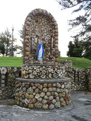 Providence Home Geode Grotto #4 (jimsawthat) Tags: architecture geodes smalltown religous grotto jasper indiana