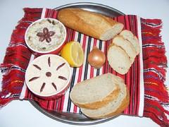 Salata de icre de peste (www.preparatedevis.ro) Tags: fishroesalad icre icredepeste salatadeicre mancaruricupeste peste preparatedinpeste retetedepeste retete reteteculinare retetedemancare aperitive icredecrap
