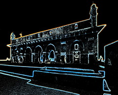 India - Telangana - Hyderabad - Golconda Fort - Baradari (Darbar Hall) - 114b (asienman) Tags: india telangana hyderabad golconda fort asienmanphotography asienmanphotoart