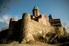 Old fortress (anatoliimalikov) Tags: georgia monastery