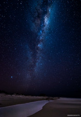 Via Lctea no Albardo (Eduardo Bassotto) Tags: vialactea milkyway milky star nightsky brasil brazil riograndedosul nikon