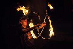Burno 110 burn (Oriane Gs) Tags: jongleur feu