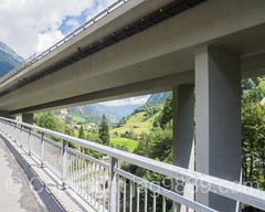 REU315 Autobahn A2 Brcke (Motor Highway E35 Bridge) over the Reuss River, Wassen, Canton Uri, Switzerland (jag9889) Tags: 2016 20160811 a2 alpine autobahn bridge bridges brcke ch cantonofuri centralswitzerland crossing europe helvetia highway infrastructure innerschweiz kantonuri motorhighway motorway outdoor pont ponte puente reuss river roadbridge schweiz suisse suiza suizra svizzera swiss switzerland uri wassen water waterway zentralschweiz jag9889