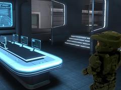 Resurgence (ian4vdk) Tags: halo wars custom lego minifigures spartan master chief