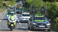 Tour of Britain 2016 (paul_p!) Tags: tourofbritain 2016 skoda skyprocycling wales northwales stage4 denbightobuilthwells policemotorbikes sirbradleywiggins markcavendish