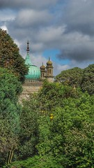 Hidden pavilion.. (bluebell girl) Tags: dome eastsussex palace royalpavilion pavilion royal canong12 brighton