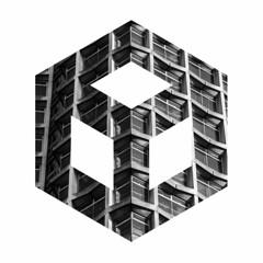 Cuboid. (ThePhotographersRepublic) Tags: canon5dmarkii 135mm architecture brutalism brutalistarchitecture concrete shape graphic design
