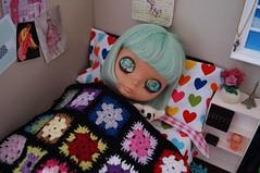 Sleeping Minti xx