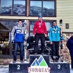 Van Houtte GS, Norquay - Blake Ramsden 2nd overall PHOTO CREDIT: Gregor Druzina