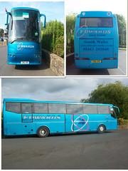 CN51SVR (rhondda bus1) Tags: edwards futra