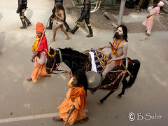 Chief on his way..DSC-00531 (subirbasak) Tags: people horse india color indian smoke fair yogi ritual musicalinstrument devotee hinduism basak pilgrim rites naga jota mela candidshot haridwar indianwomen festivalofindia akhara kumbh peopleofindia kumbhamela junaakhara indiaphoto indianritual subirbasak indianfair subirbasakorgfreecom colorfullcloths kumbh2010 ritualsofindia othersideofindianpeople kumbhmela2010 mahakumbh2010 traditionalritual kumbhafair kumbhmelainharidwar indiansandhu kumbhfairinharidwar kumbhfair2010 colorfulpeopleofindia indiannagababa nadedmonk purnakumbh2010 traditionalritualofindia facesofindiannagapeople nudesandhu indiantraditionalritual nagasandhusakhara purnakumbh