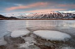 Unbreakable (Tommaso Renzi) Tags: sunset ice clouds nuvole bubble ghiaccio sibillini castellucciodinorcia parconazionaledeimontisibillini