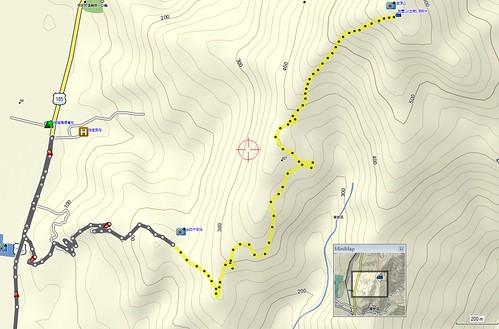 2012-2-28D4D4 笠頂山map