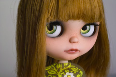 Monelle (chaoskatenkosmos) Tags: doll lad blythe custom beatrice nicky hairs rbl veat