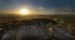 IMG_6905 (fearghal breathnach) Tags: mountain sunrise canon photography dawn photo photos wideangle sugarloaf wicklow ultrawi