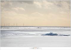Kuiend ijs (5D043544) (nandOOnline) Tags: winter berg nederland natuur vuurtoren marken landschap noordholland ijselmeer ijs vorst markermeer vriezen ijsschotsen kruiendijs dooien paardvanmarken