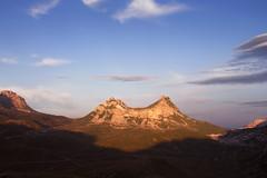 Radiša Živković - Saddle (Radisa Zivkovic) Tags: light sunset shadow red sky landscape nikon scenery europe hiking highland saddle montenegro mountainpeaks durmitormountain