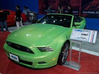 2013 Washington Auto Show - Upper Concourse - Ford 8 by Judson Weinsheimer