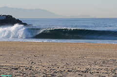 BWall1035 (mcshots) Tags: ocean california winter sea usa beach nature water surf waves magic stock tubes surfing socal breakers southbay swells liquid hollow losangelescounty mcshotscoast