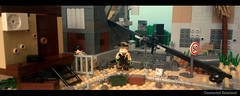 `Connected Relations` (-Aldin.) Tags: soldier war lego russia bosnia military bricks scene ukraine operators blocks m4 weapons montenegro ak47 balkan brickarms