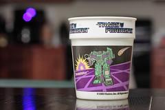 Transformers Devastator cup from 1986 (jjackowski) Tags: cups transformers devastator efs60mmf28macrousm canonefs60mmf28macrousm