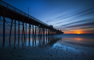 In Search of a Title - Oceanside Pier