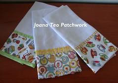 SimPlEs e uTeis  para todo dia (Joana Teo - Artesanato & Patchwork) Tags: panosdeprato panosdecopa joanateopatchwork panosdecopacountry