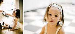 arcadia dyptych (Modern Vintage Life) Tags: light portrait baby film girl look chalk child natural daughter mother lifestyle processing chalkboard lightroom preset vsco